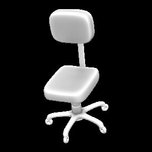 オフィスチェアの3Dイラスト